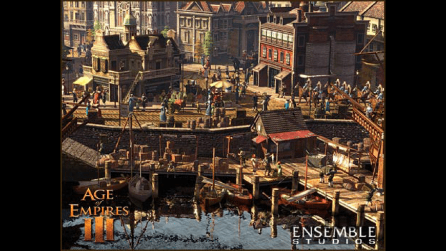 Age of Empires III for Mac - review, screenshots