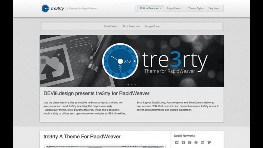 tre3rty 2 for Mac - review, screenshots