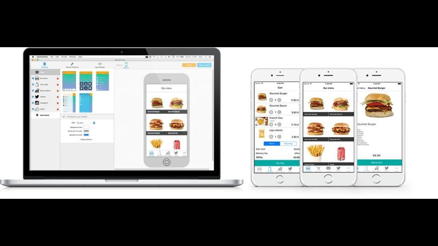 TapPublisher for Mac - review, screenshots