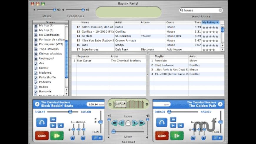 Baytex Party! for Mac - review, screenshots