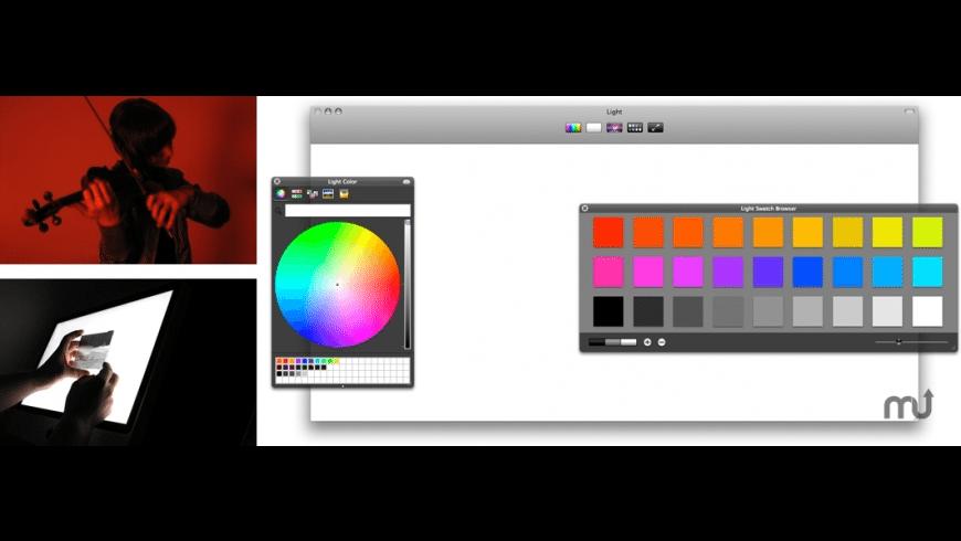 Light for Mac - review, screenshots
