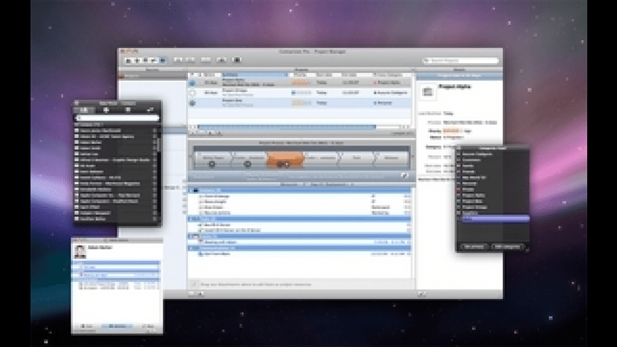 Contactizer Pro for Mac - review, screenshots