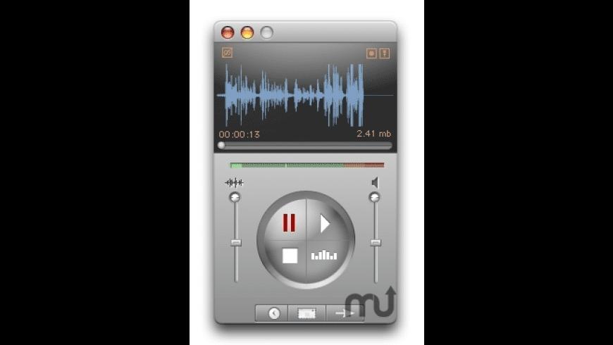 recorder.xhead for Mac - review, screenshots