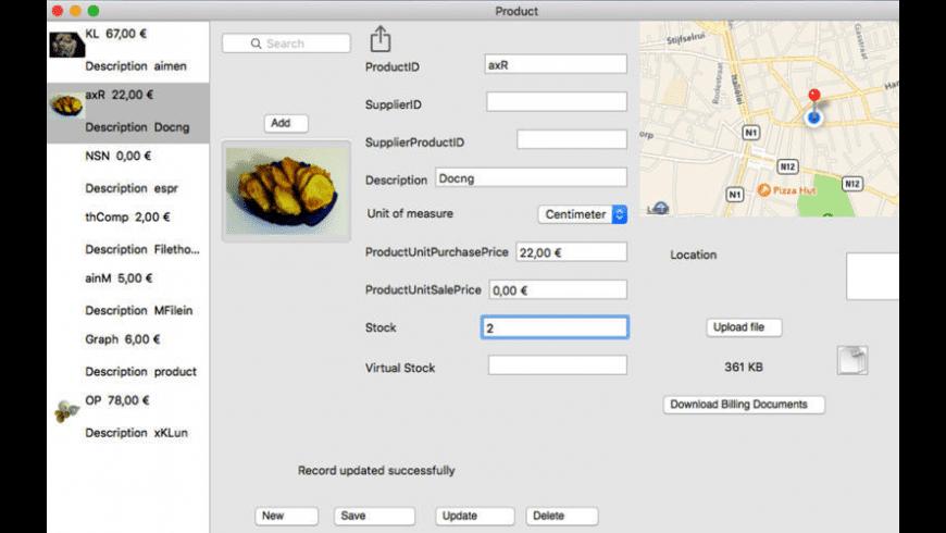 Basic Data for Mac - review, screenshots