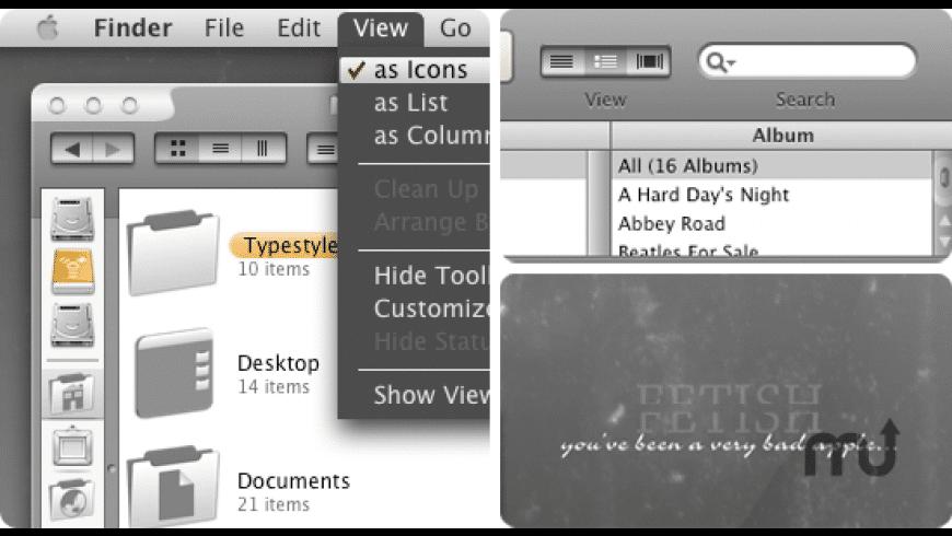 Fetish for Mac - review, screenshots