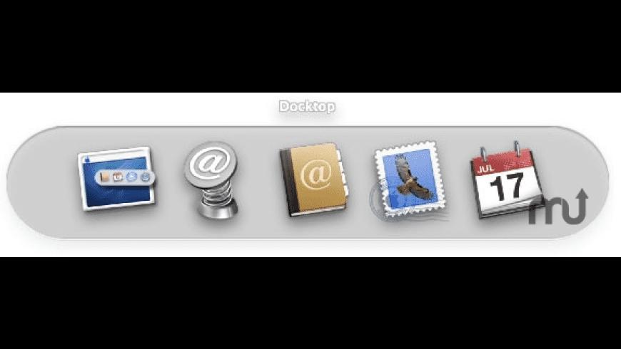 Docktop for Mac - review, screenshots