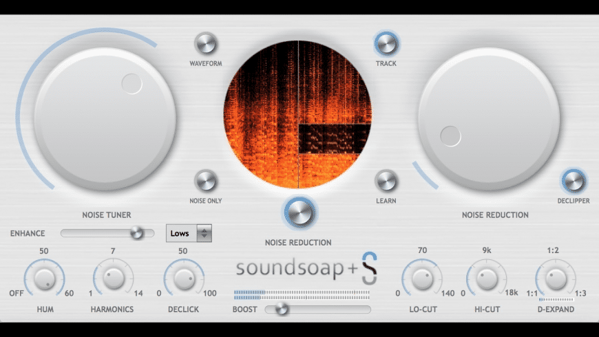 SoundSoap+ for Mac - review, screenshots
