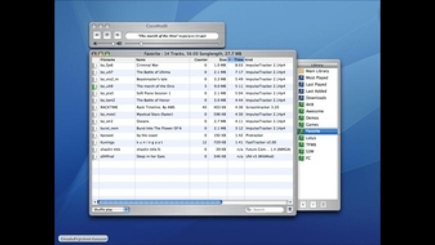 CocoModX for Mac - review, screenshots