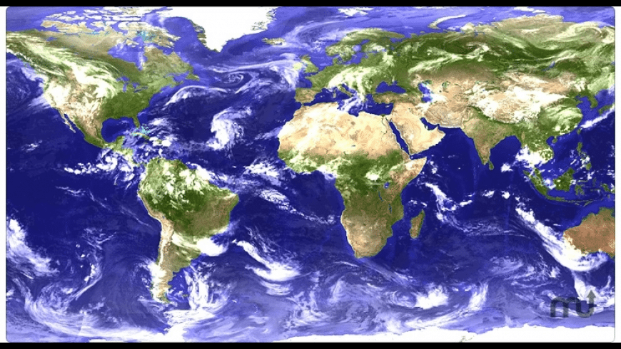 3D Weather Globe & Atlas for Mac - review, screenshots