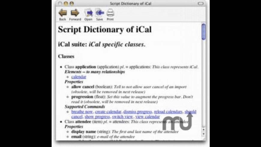 Script Dictionary to HTML for Mac - review, screenshots