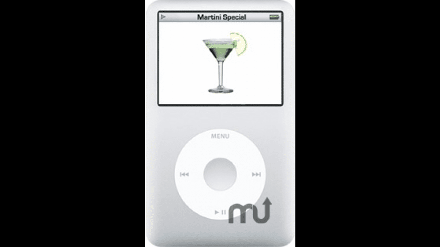 Party Pro for iPod for Mac - review, screenshots