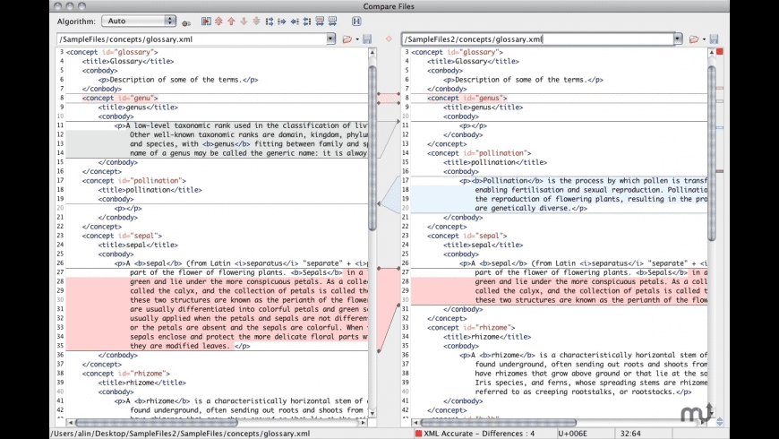 Oxygen XML Editor for Mac - review, screenshots