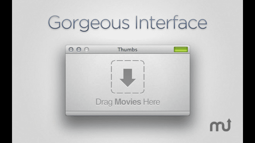 Thumbs for Mac - review, screenshots