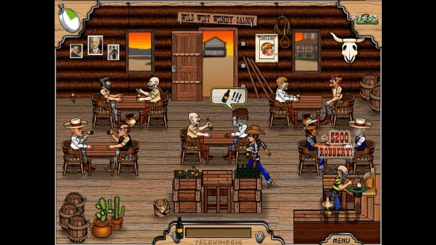 Wild West Wendy for Mac - review, screenshots
