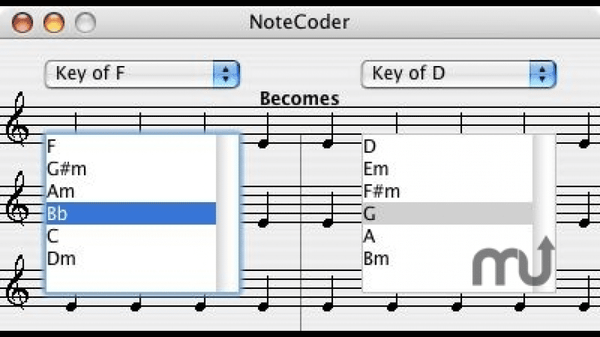 NoteCoder for Mac - review, screenshots