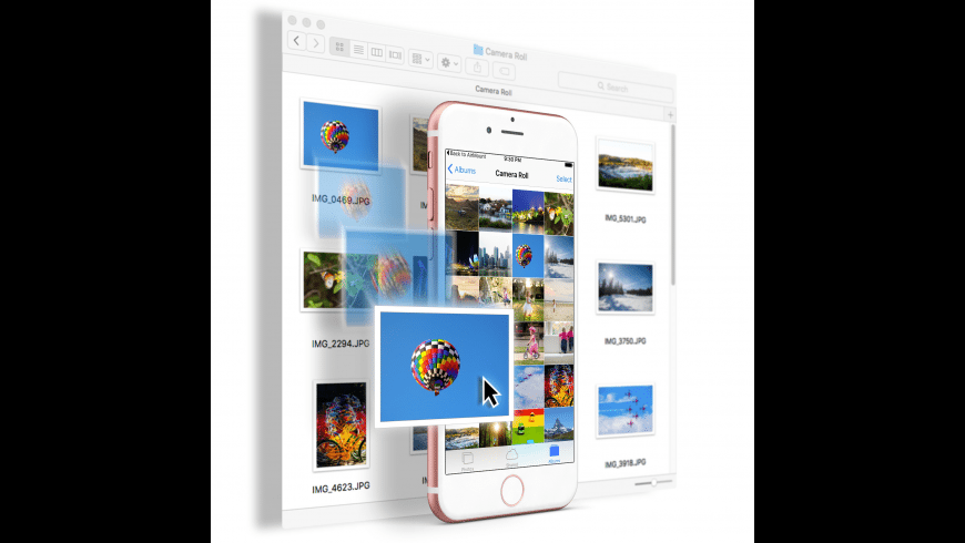 AirMount for Mac - review, screenshots
