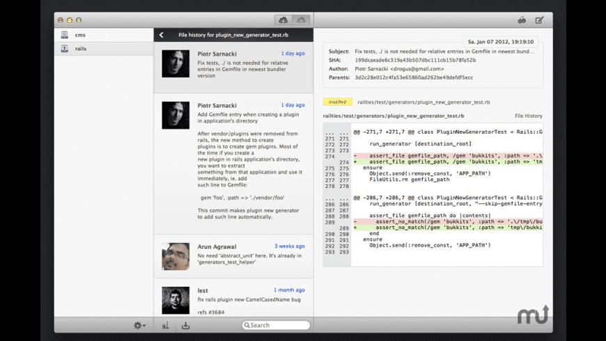 Octopus for Mac - review, screenshots