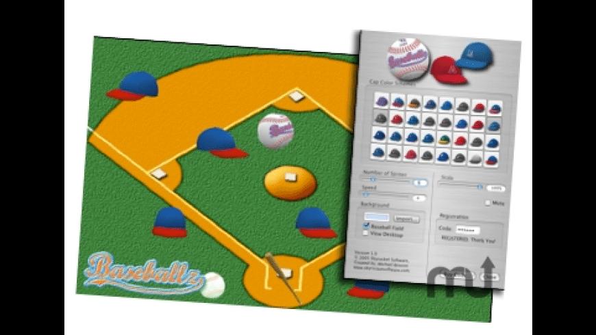 Baseballz for Mac - review, screenshots