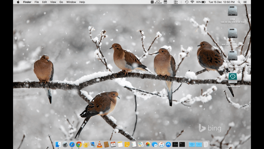 BingWallpaper for Mac - review, screenshots