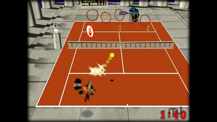 Tennis Titans for Mac - review, screenshots