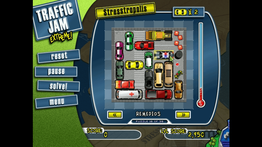 Traffic Jam Extreme for Mac - review, screenshots