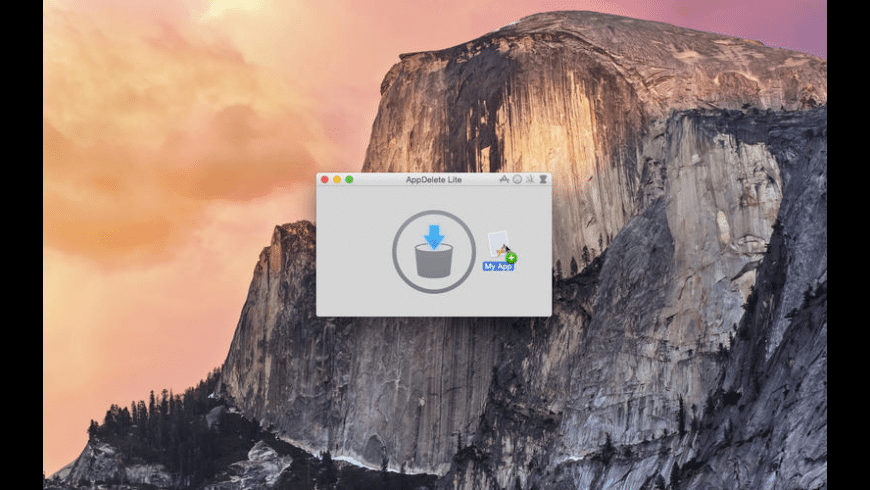 AppDelete Lite for Mac - review, screenshots