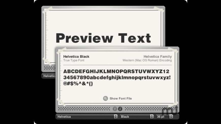 Type Cast for Mac - review, screenshots