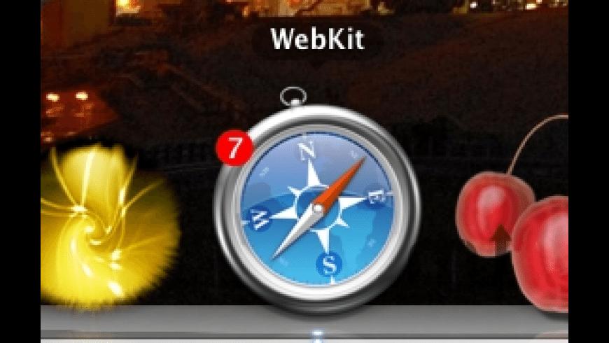SafariDockStatus for Mac - review, screenshots