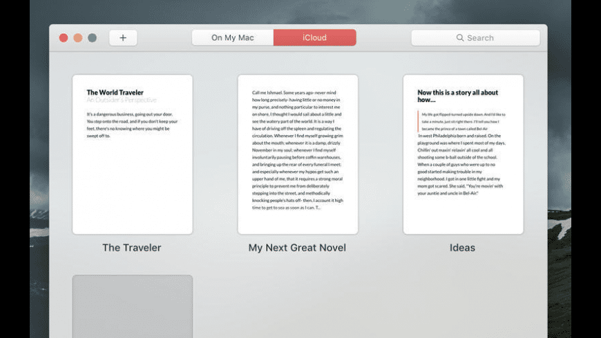 Paragraphs for Mac - review, screenshots