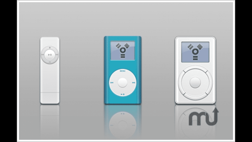 iPod family Icons for Mac - review, screenshots