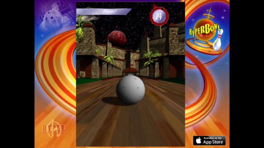 HyperBowl for Mac - review, screenshots