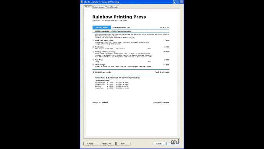 PressGenie for Mac - review, screenshots