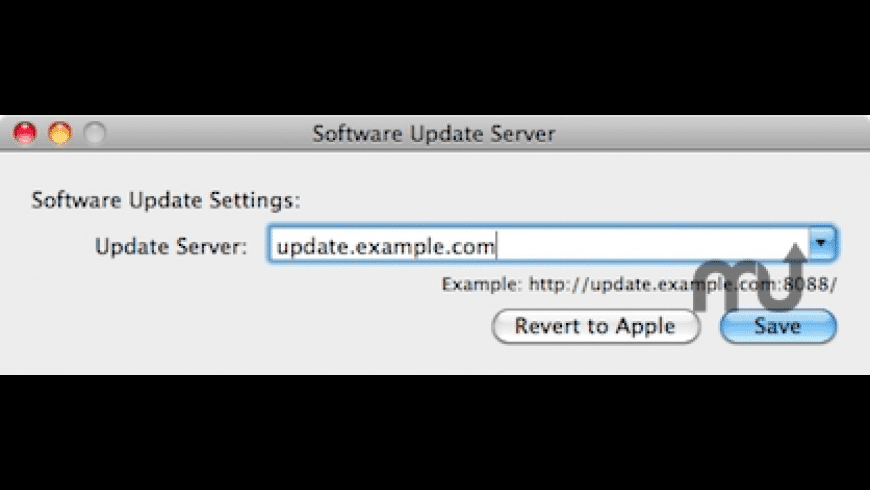 Software Update Enabler for Mac - review, screenshots