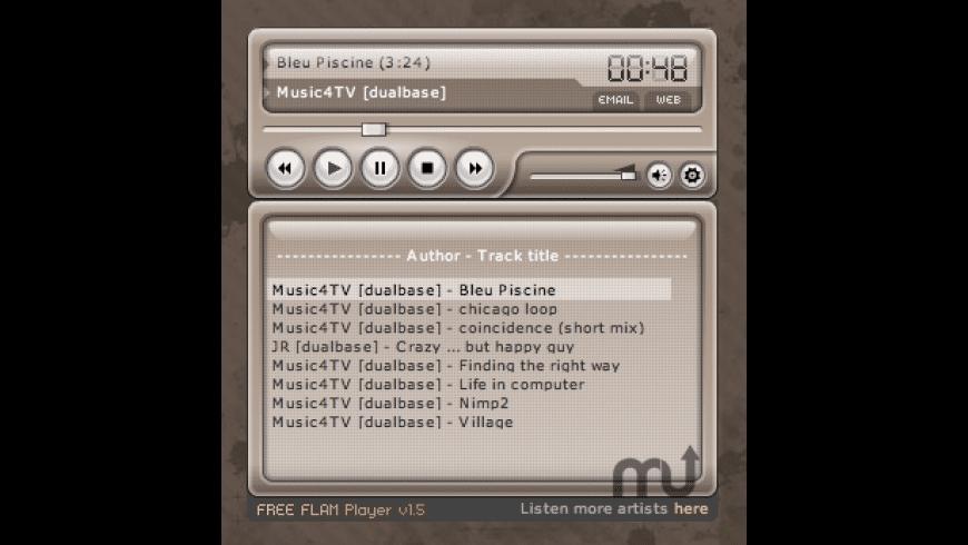 FLAM Player for Mac - review, screenshots
