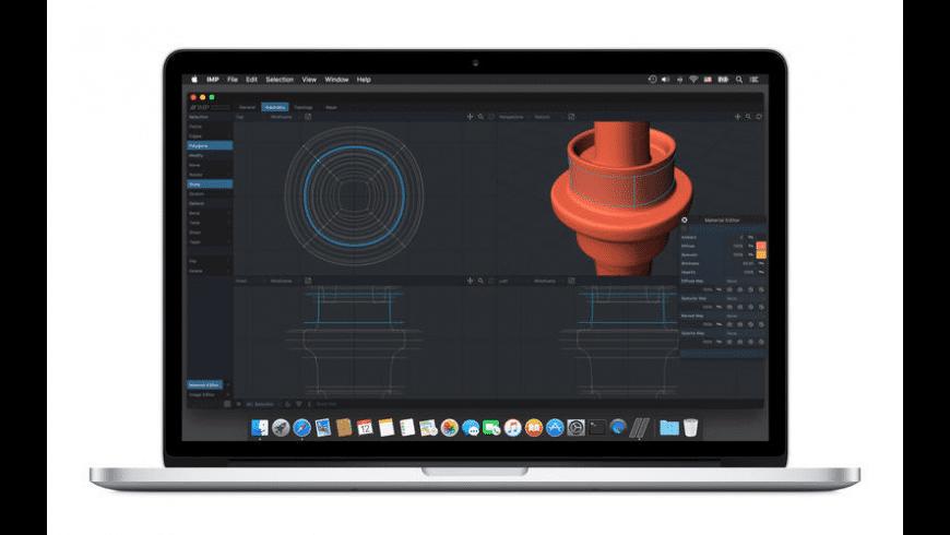 IMP for Mac - review, screenshots