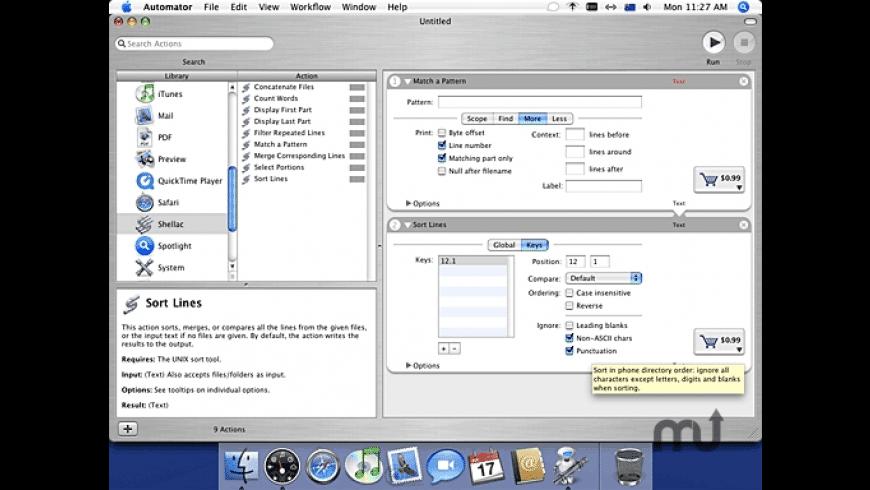 Shellac for Mac - review, screenshots