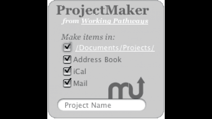 WP-ProjectMaker for Mac - review, screenshots