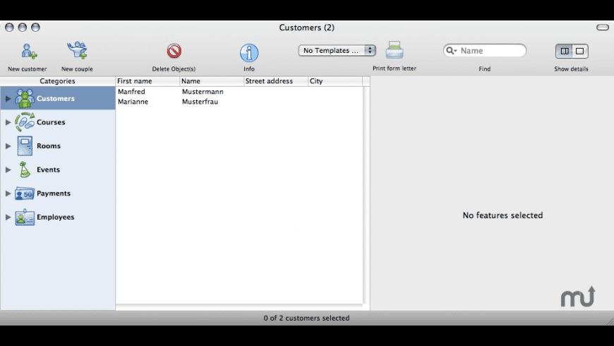 TanzProfi for Mac - review, screenshots