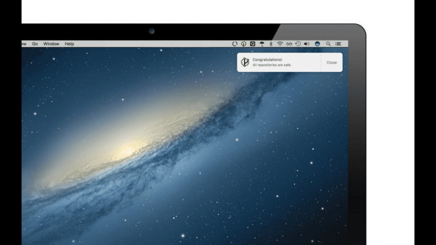 GitBar for Mac - review, screenshots