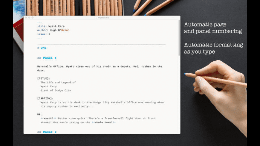 Superscribe for Mac - review, screenshots