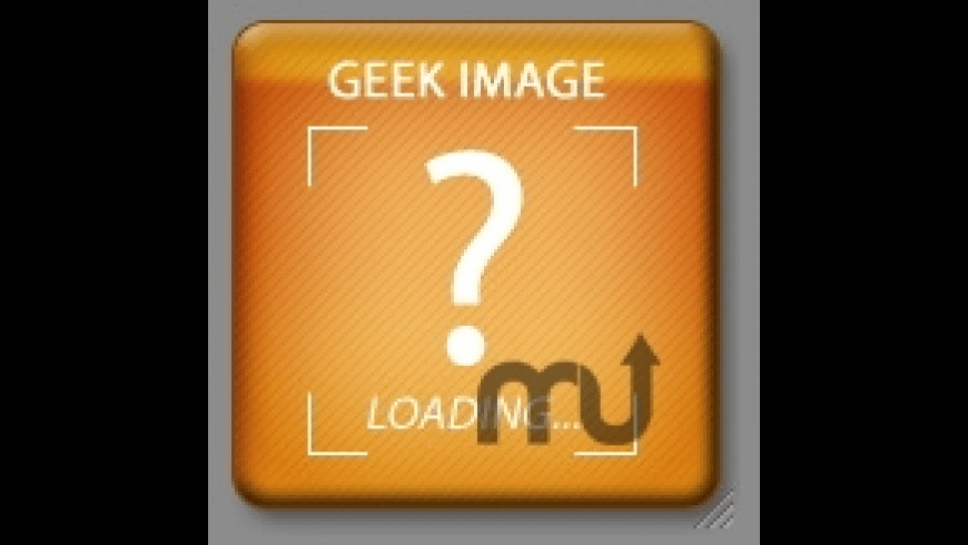 Geek Image for Mac - review, screenshots