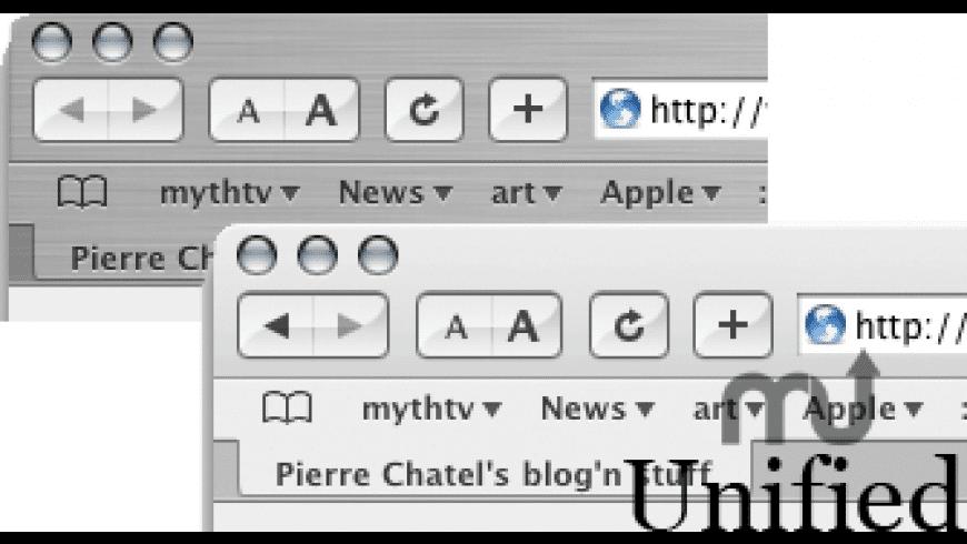 Unifier for Mac - review, screenshots