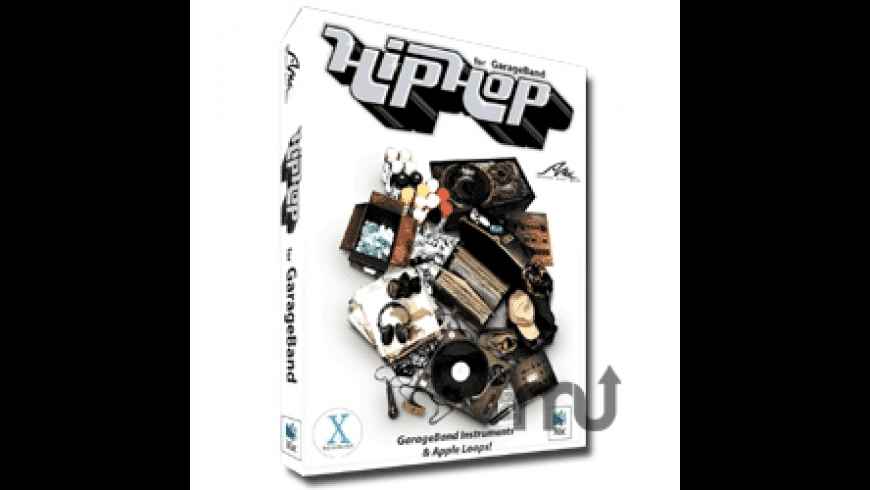 Hip Hop GarageBand Loops for Mac - review, screenshots