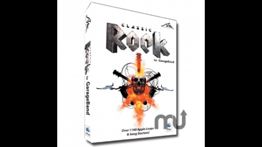 Rock GarageBand Loops for Mac - review, screenshots