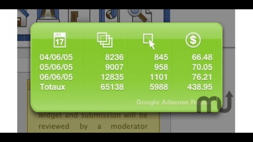 Widsense for Mac - review, screenshots