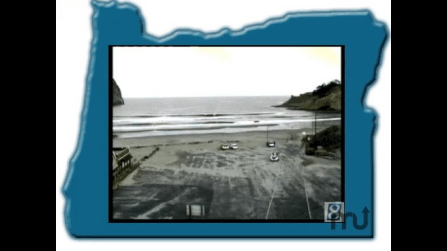Oregon Coastal Webcam Widget for Mac - review, screenshots