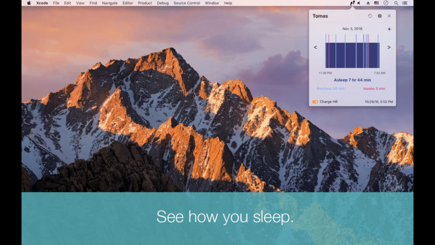 FitDay for Mac - review, screenshots