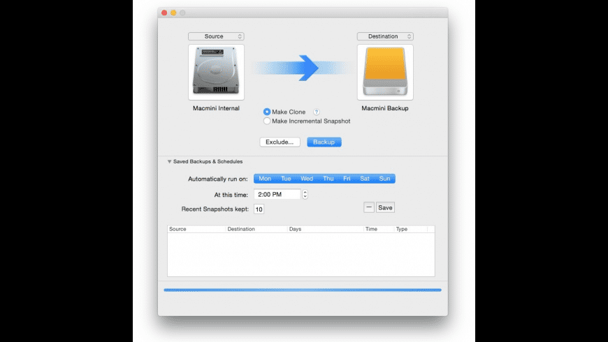 SubRosaSoft Disk Copy for Mac - review, screenshots