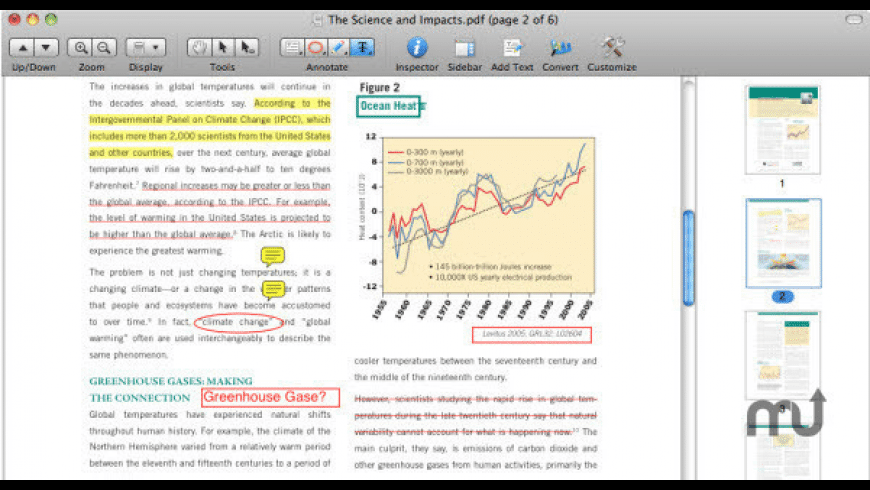 Wondershare PDF Editor for Mac - review, screenshots
