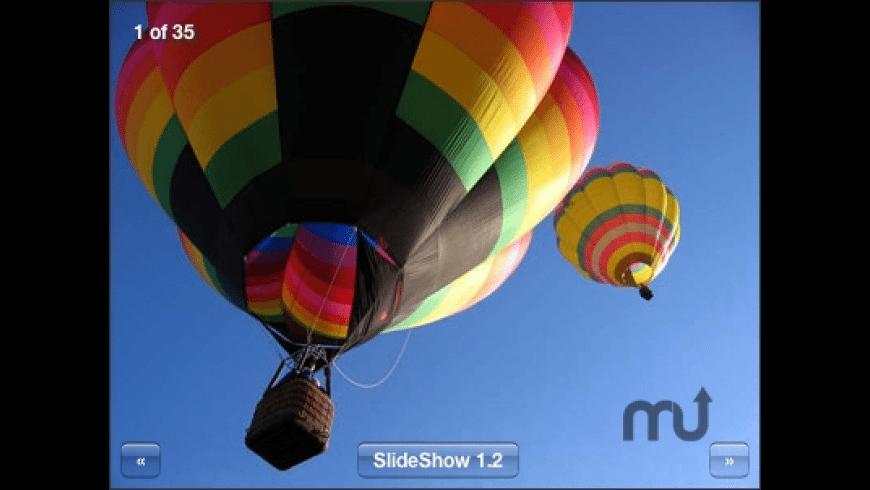 Slideshow Widget for Mac - review, screenshots